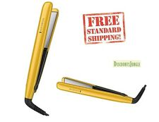 Remington S3500 Ultimate Finish Hair Straightener, Flat Iron, 1-inch, Yellow