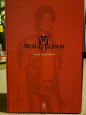 Hot Toys Michael Jackson 1/6 Scale Beat It Ver. 10th Anniversary Limited Figure