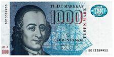Finland 1000 Markkaa 1986 UNC (B223)