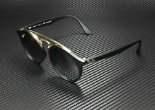 RAY BAN New Gatsby I RB4256 601ST3 Mt Black Grey Grad Polarized 49 mm Sunglasses