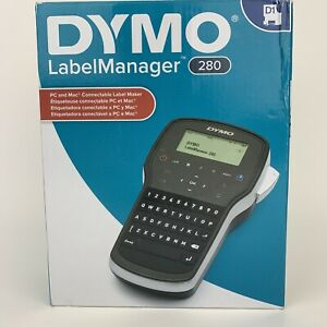 DYMO Label Maker | LabelManager 280 Rechargeable Portable Label Maker Ships Fast