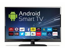 "24"" Zoll LED Smart TV Cello 61cm HD Fernseher 12V & 220V DVB-T2/C WLAN HDMI USB"