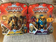 Gormiti figures lord titano and lord voidus NEW