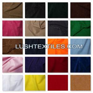 "PREMIUM Soft SUEDE Suedette Alcantara Car Trim Fabric Material Upholstery 62"""