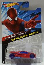 HOT WHEELS 2014 MARVEL THE AMAZING SPIDER-MAN 2 SPIDER-MAN CCN02