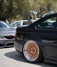 BMW e46 Coupe REAR  FENDERS M3 Style  ( not felony form)
