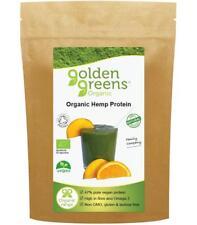 Golden Greens® Organic Hemp Protein Powder 250g, Nourish Your Body, Naturally