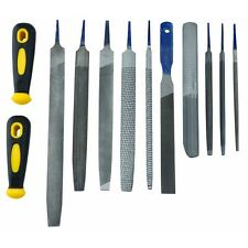 File and Rasp Set 12 Pc Rust Stock Removal Tools Set
