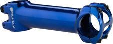 """Promax DA-1 Stem - 100mm, 31.8 Clamp, +/-7, 1 1/8"""", Aluminum, Blue"""