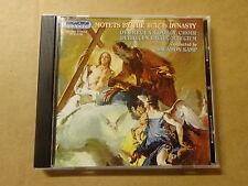 CD / DEBRECEN KODALY CHOIR: MOTETS BY THE BACH DYNASTY - HUNGAROTON CLASSIC