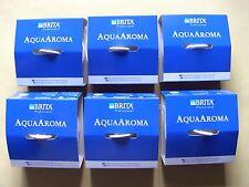 6 x ORIGINAL Brita Wasserfilter Aqua Aroma / Steigler Servomat Cino - B235600-6