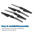 For MJX Bugs 7 B7 RC Drone 4pcs Propeller RC Quacopter Paddles Accessories USA