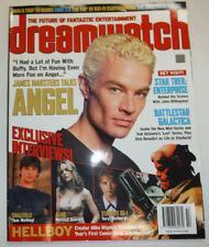 Dreamwatch Magazine Angel & Stark Trek Enterprise March 2004 033115R2