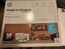 HP DeskJet Plus 4158 All-in-One Wireless Color Printer