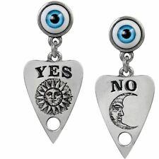Ouija Planchette Stud Earrings