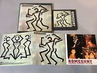 Promo KOME KOME CLUB Komeguny JAPAN MD-Mini Disc SRYL7834 w/POSTER INSERT+PS