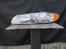 97 98 99 00 01 02 03 Pontiac Grand Prix left side headlight lamp 97-03 LH