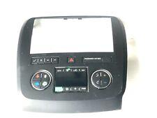 2008 - 2012 Chevrolet Buick Enclave A/C Heater Climate Control Bezel 25869249 !