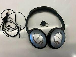 Bose QuietComfort QC 15 Acoustic Noise Cancelling Headphone. Excellent condition