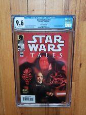 Star Wars Tales #17 CGC 9.6 WP Sith Lords Photo Variant Dark Horse Comics 2003