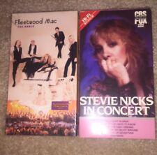 Stevie Nicks In Concert Vhs Tape 1983 The Dance Fleetwood Mac Sealed