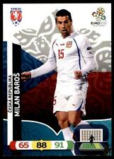 Panini Euro 2012 Adrenalyn XL - ?eská republika Milan Baroš (Base card)
