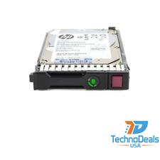 Hp 781518-B21 781578-001 1.2tb Tb 12G SAS 10K Rpm SFF 6.3cm Sc Ent HDD