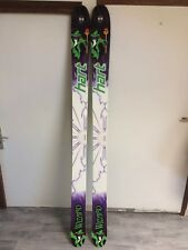 Skis Hart Wizard 115 189cm NEUFS New Fat Big All Mountain Freeride+Battons Scott