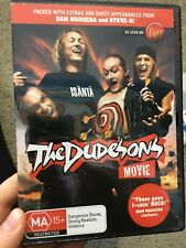 The Dudesons Movie region 4 DVD (2006 comedy movie )
