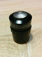 Carl Zeiss Objectif Planachromat Hi 100x/1, 30 jenamed Microscope Microscope