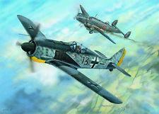 Hobbyboss 81802 - 1:18 Focke Wulf FW 190A-5- Neu