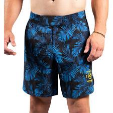 Scramble Indigo Camo MMA Shorts