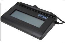 Topaz Systems T-LBK462-HSB-R SignatureGem LCD 1x5 Backlit Signature Pad (New)