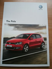 VW Polo range brochure Jul 2011