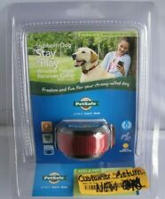 New listing PetSafe Stubborn Dog Stay and Play Wireless Fence Receiver Collar Pif00-13672