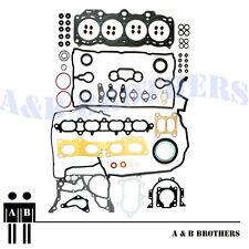 Fit Celica ST205 MR2 SW20 2.0L Turbo 4WD 3rd-Gen 3SGTE Overhaul Full Gasket Set