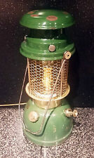 BIALADDIN TILLEY LAMP BRASS UPCYCLED CONVERTED 240V ELECTRIC VINTAGE STEAMPUNK