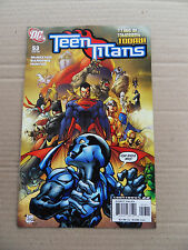 Teen Titans  53  . Future Titans App . DC . 2008 - VF