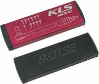 Kellys Mate Wegzeug Set mit Aluminum  Fahrrad Box Torx  11 Bits Schraubenzieher