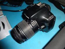 Canon 1100D DSLR Kamera 18 - 55 Obj. und Cullmann PRIMAX 180 Stativ Zubehörpaket
