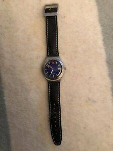 FROM RUSSIA WITH LOVE Swatch YGS423 Used Good Condition See Description Bond