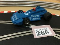 Scalextric Car F1 Kotzting C229 Slot Car 1:32 Lot 266