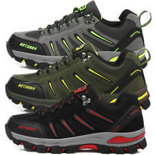 Men's Hiking Trail Shoes Outdoor Trekking Sneaker Boots Sports Running Shoes