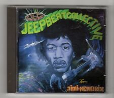 (HZ525) Jeep Beat Collective, For Jimi Hendrix - 1998 CD
