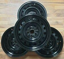 Stahlfelgensatz Toyota 6Jx16 ET45 LK5x100 schwarz ALCAR 7910(Int.Nr.U2255)