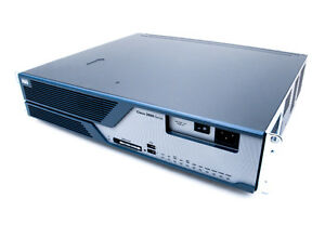 CISCO 3825/K9 GIGABIT VOICE SECURITY ROUTER  ios-15.1 CME-8.5 CISCO3825/K9 3825
