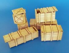 Plus Model 453 - 1:35 Resin Bausatz Big transport boxes