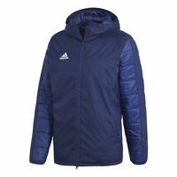 Adidas Fußball Condivo 18 Winterjacke Fußballjacke Herren dunkelblau