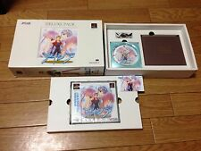 New Complete & Limited Edition PS1 EITHÉA DELUXE PACK NTSC-J Japan Import Eithea