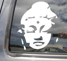 Bhikkhu Praying Buddhist Monk Buddha Car Window Vinyl Decal Sticker 08050